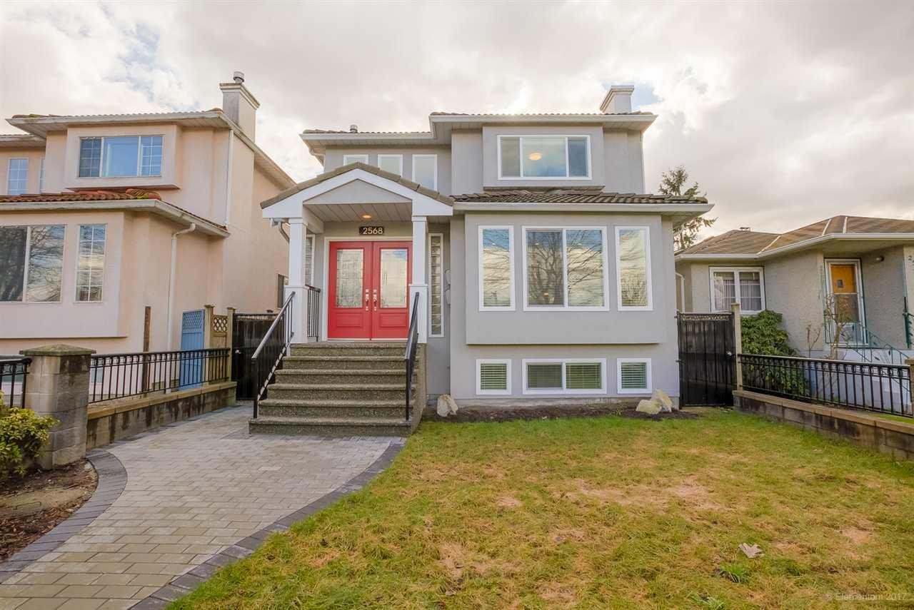 R2142056 - 2568 MCGILL STREET, Hastings East, Vancouver, BC - House/Single Family