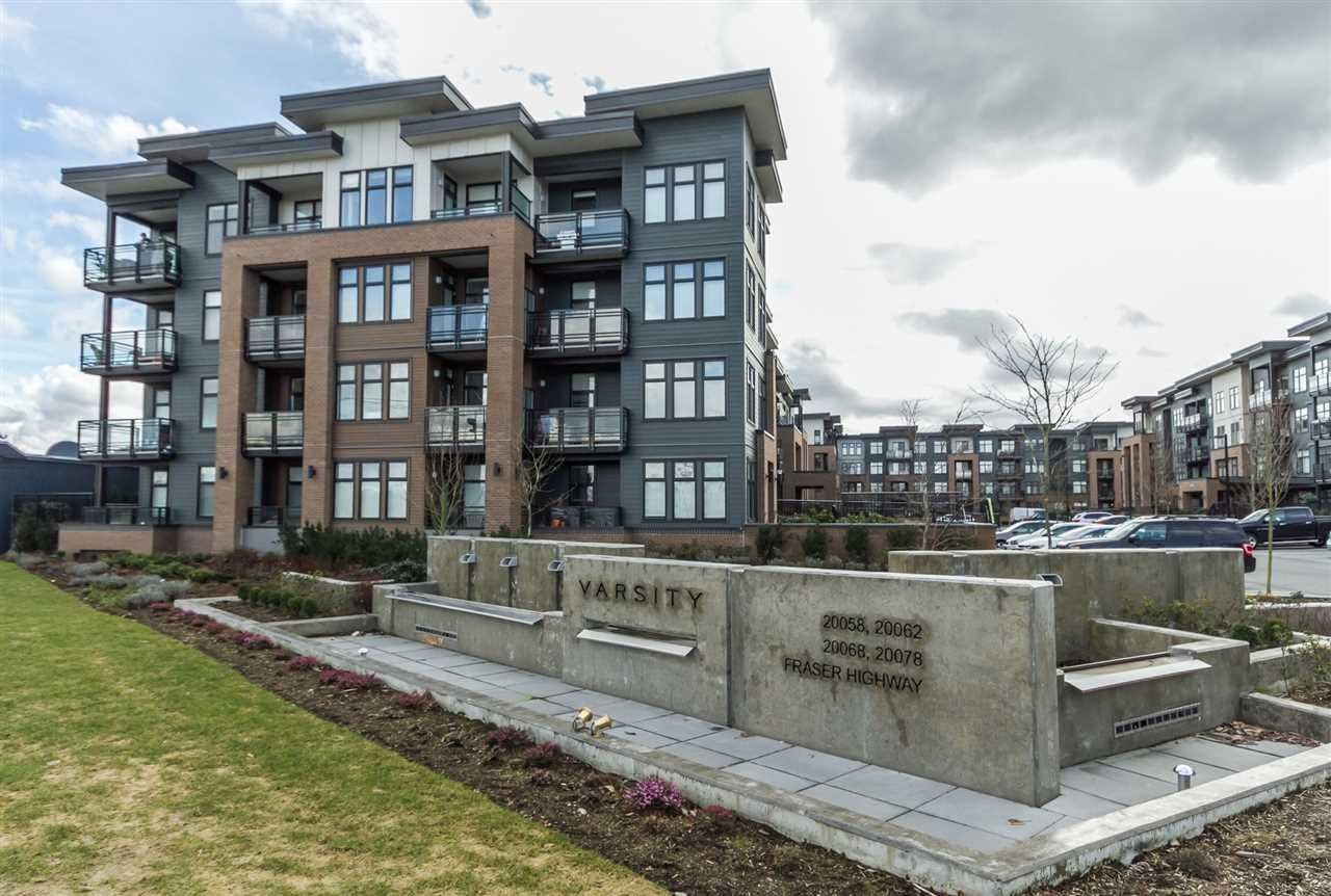 R2142552 - 102 20062 FRASER HIGHWAY, Langley City, Langley, BC - Apartment Unit