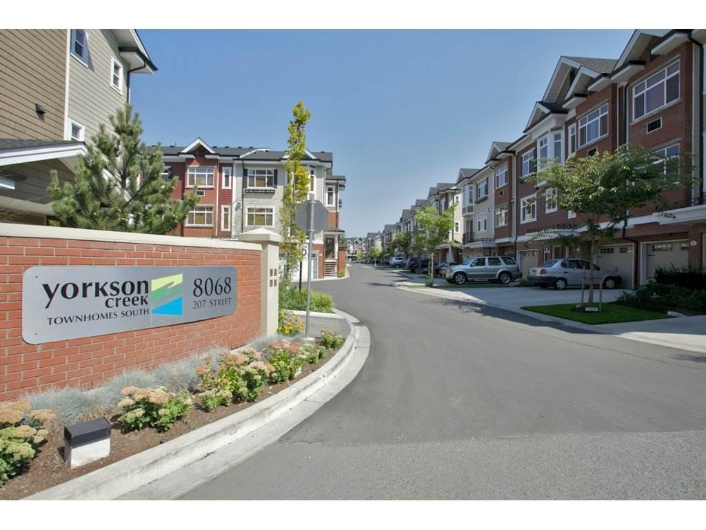 R2142736 - 85 8068 207 STREET, Willoughby Heights, Langley, BC - Townhouse
