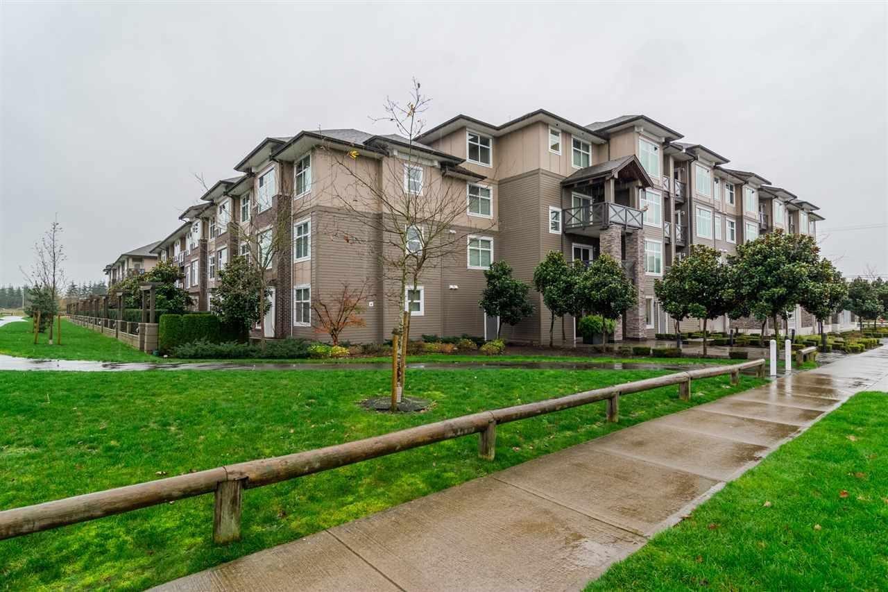 R2142823 - 321 18818 68 AVENUE, Clayton, Surrey, BC - Apartment Unit