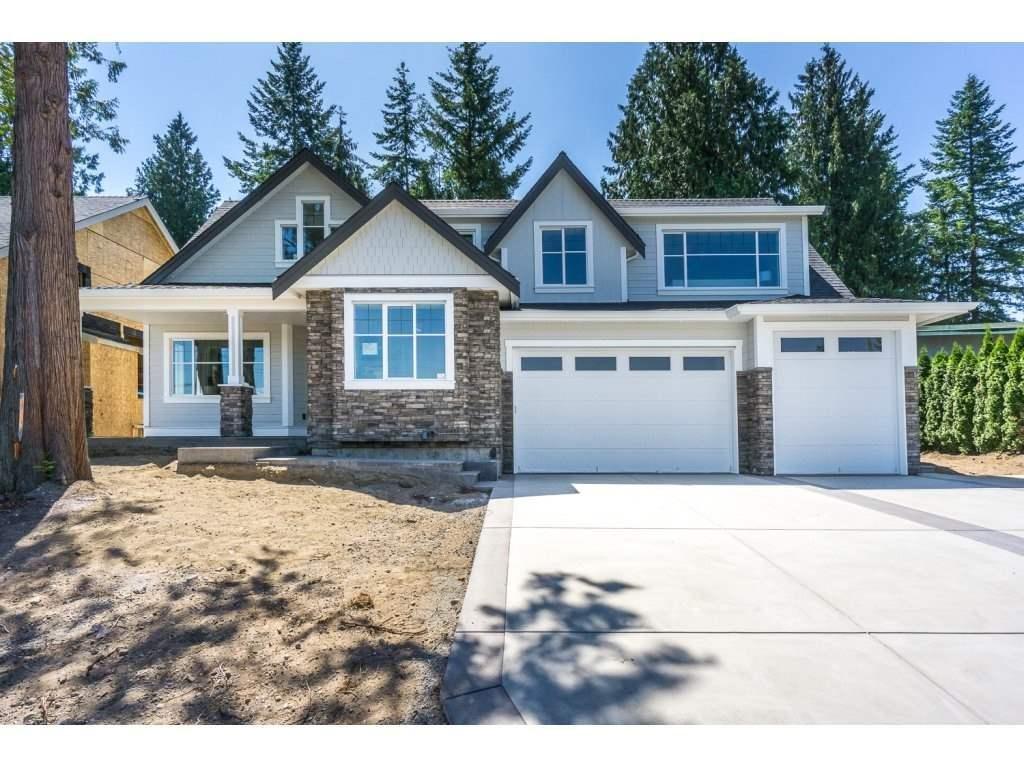 R2142982 - 20690 46A AVENUE, Langley City, Langley, BC - House/Single Family