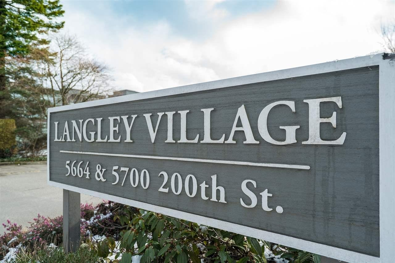 R2143076 - 203 5700 200 STREET, Langley City, Langley, BC - Apartment Unit