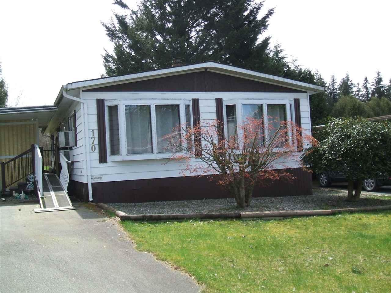 R2143213 - 170 3665 244 STREET, Otter District, Langley, BC - Manufactured