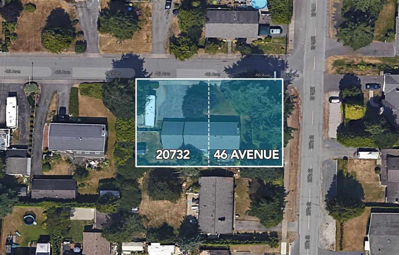 R2143318 - 20732 46 AVENUE, Langley City, Langley, BC - House/Single Family