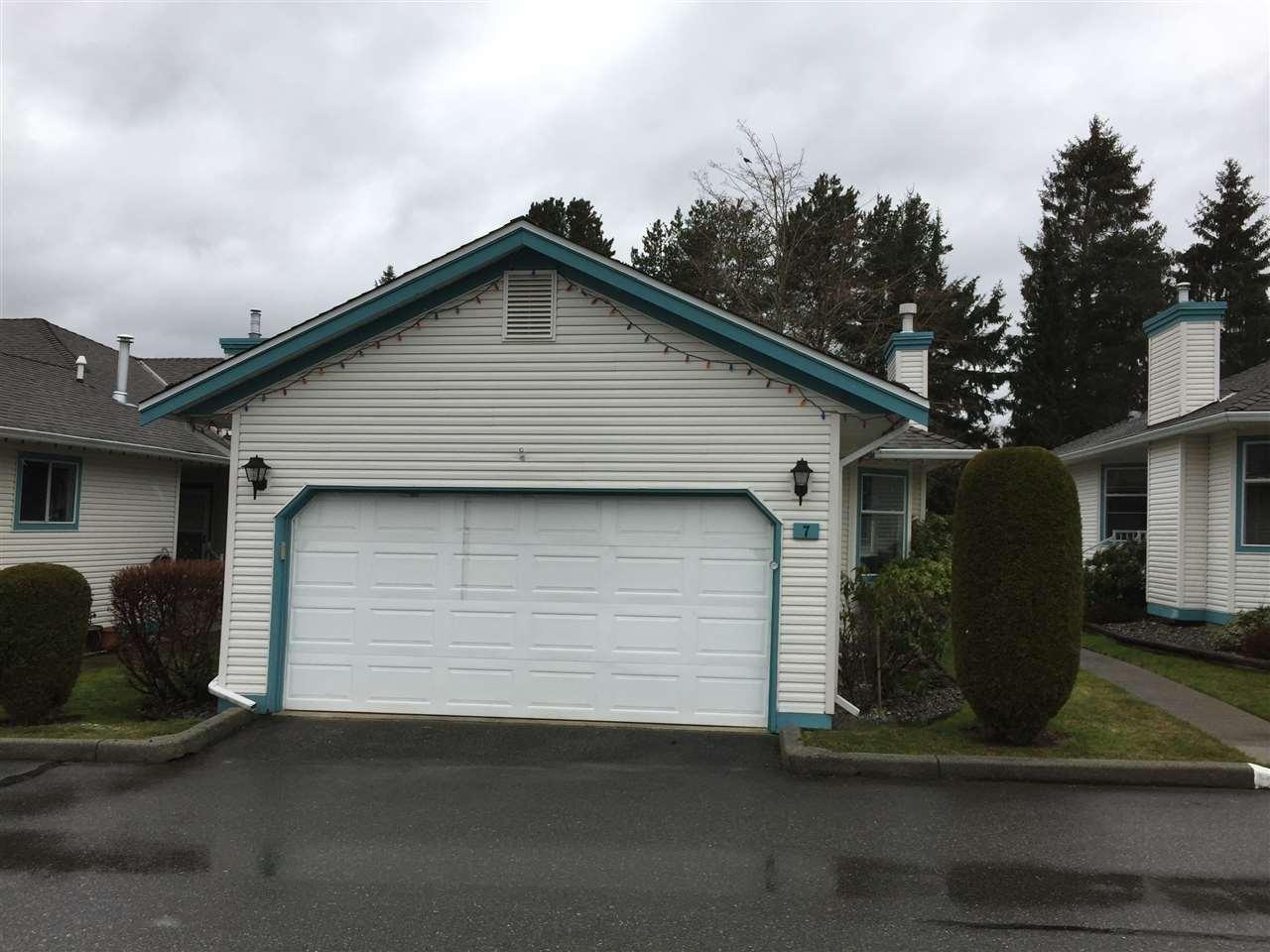 R2143521 - 7 27435 29A AVENUE, Aldergrove Langley, Langley, BC - Townhouse