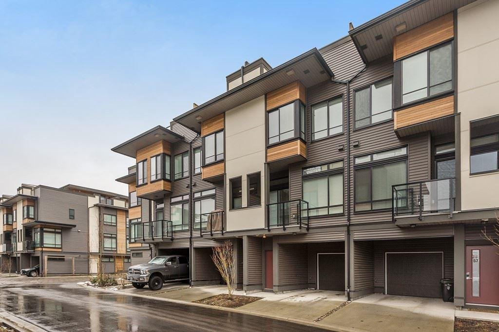 R2143575 - 58 7811 209 STREET, Willoughby Heights, Langley, BC - Townhouse
