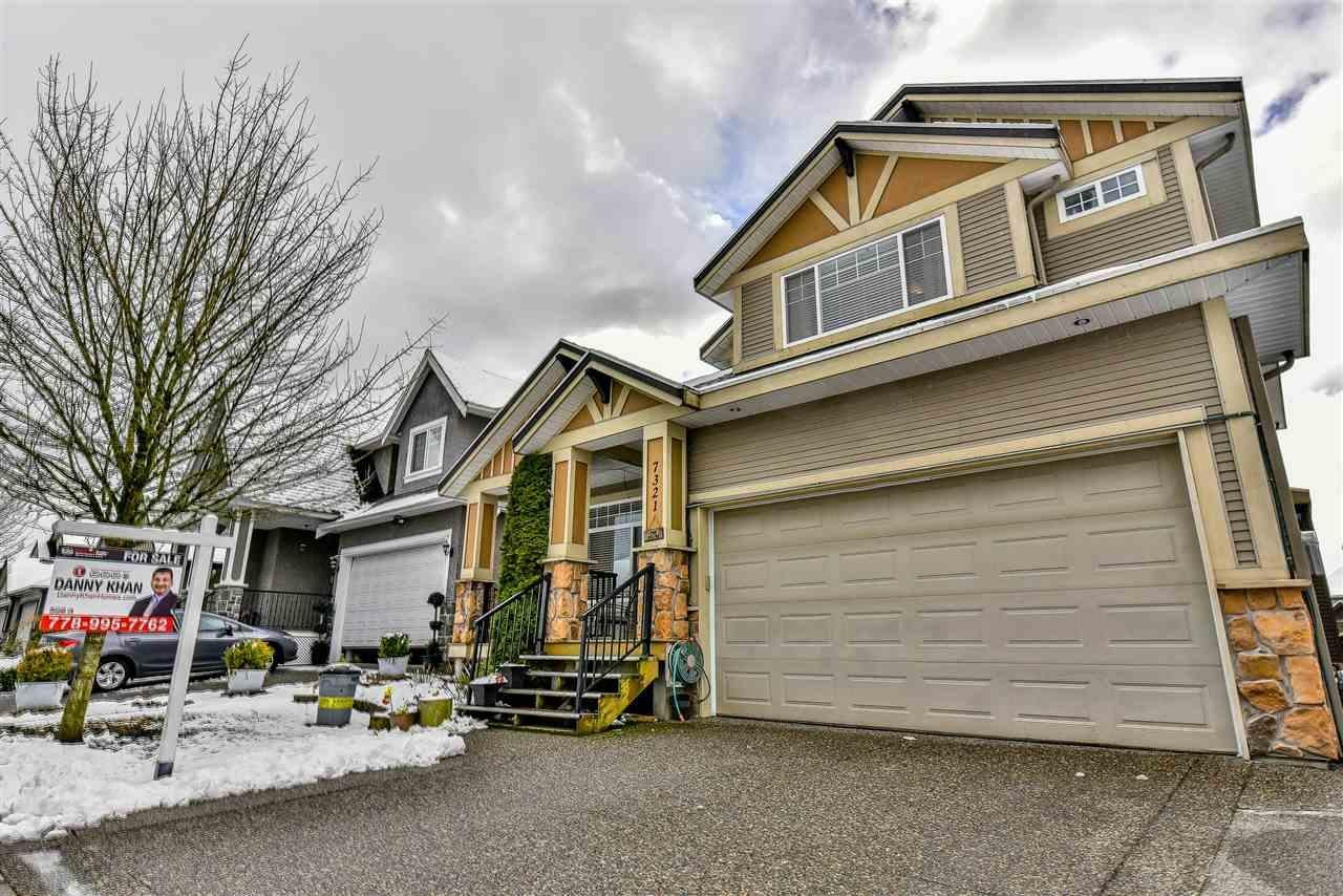 R2143692 - 7321 198 STREET, Willoughby Heights, Langley, BC - House/Single Family