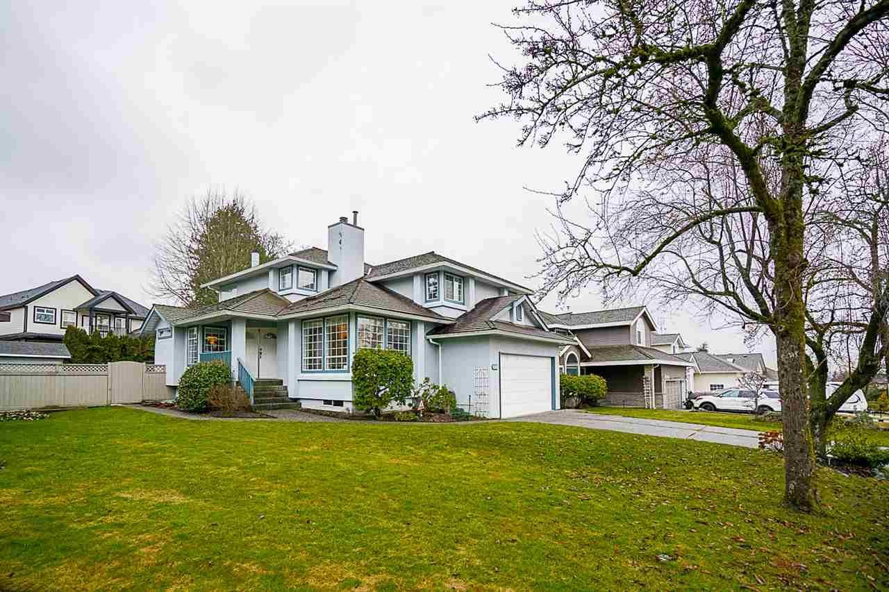 R2143893 - 6588 CLAYTONHILL PLACE, Cloverdale BC, Surrey, BC - House/Single Family