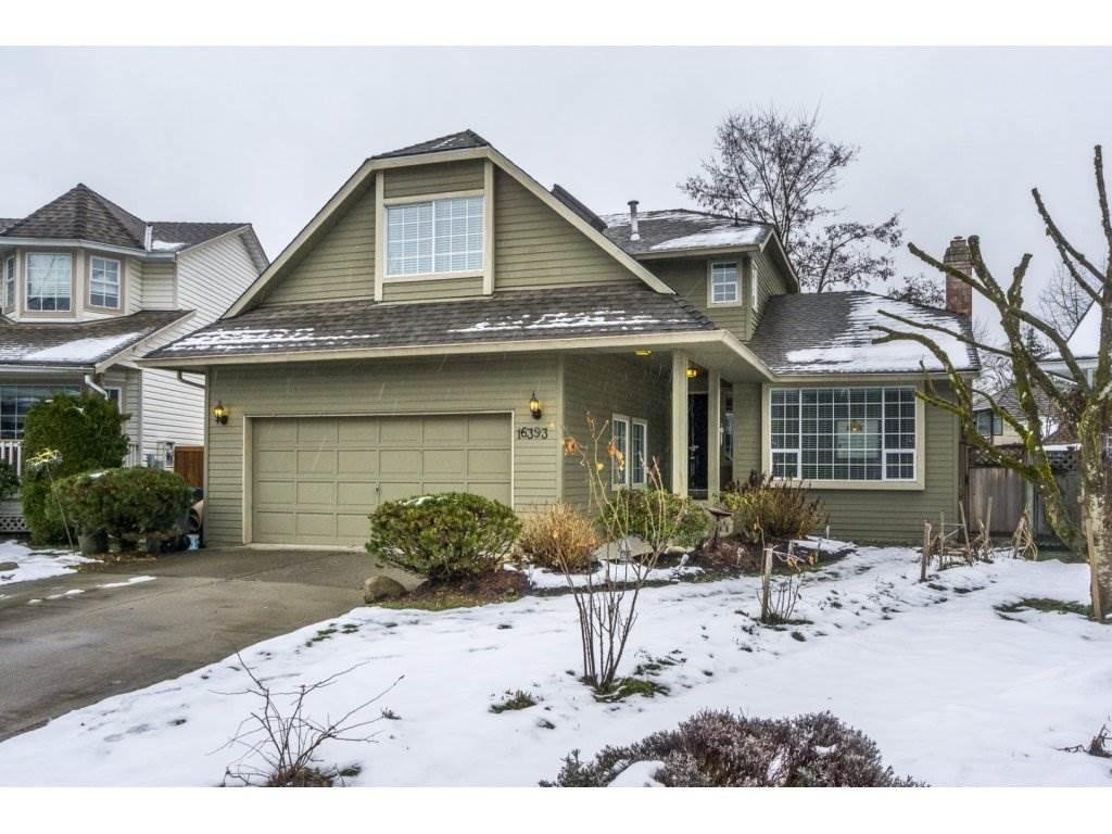 R2144621 - 16393 GLENMOOR COURT, Fraser Heights, Surrey, BC - House/Single Family