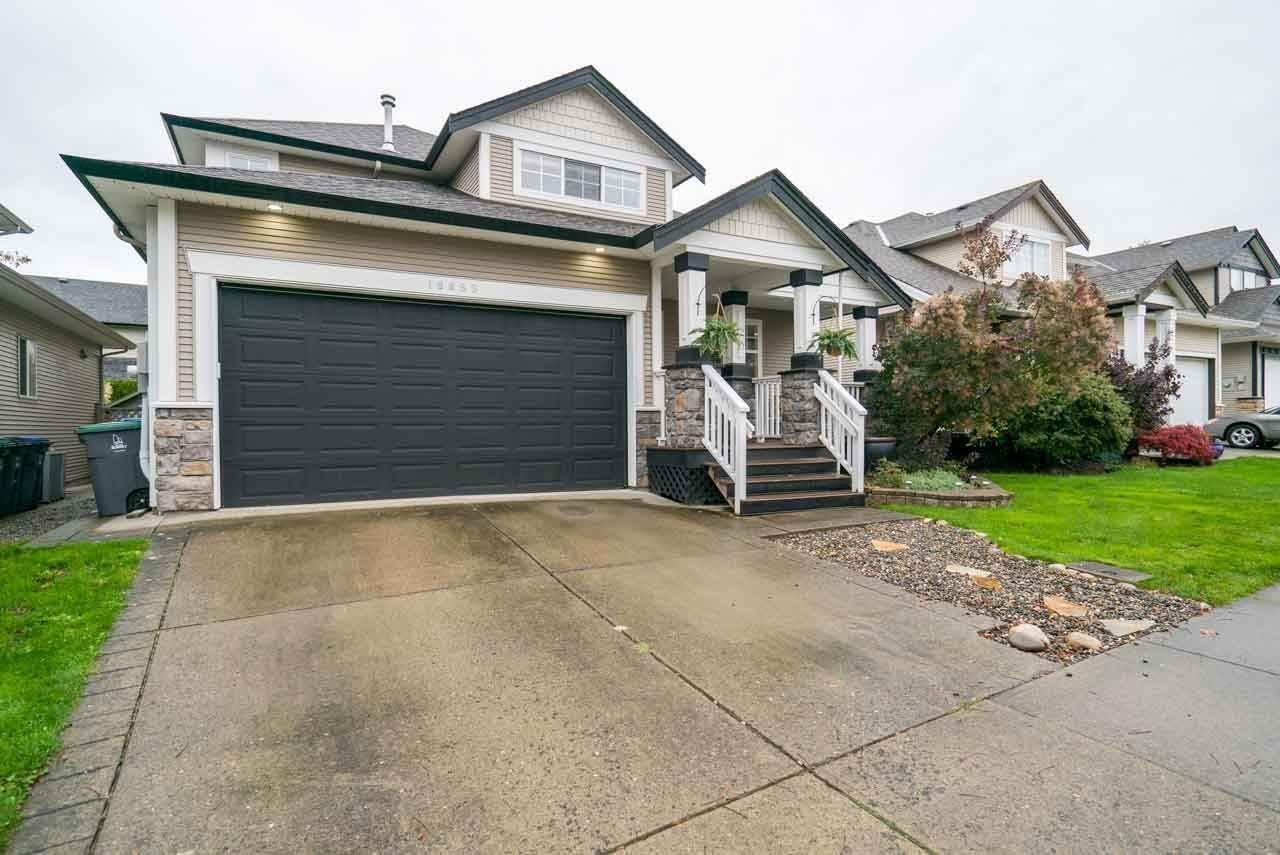 R2144643 - 18885 68A AVENUE, Clayton, Surrey, BC - House/Single Family