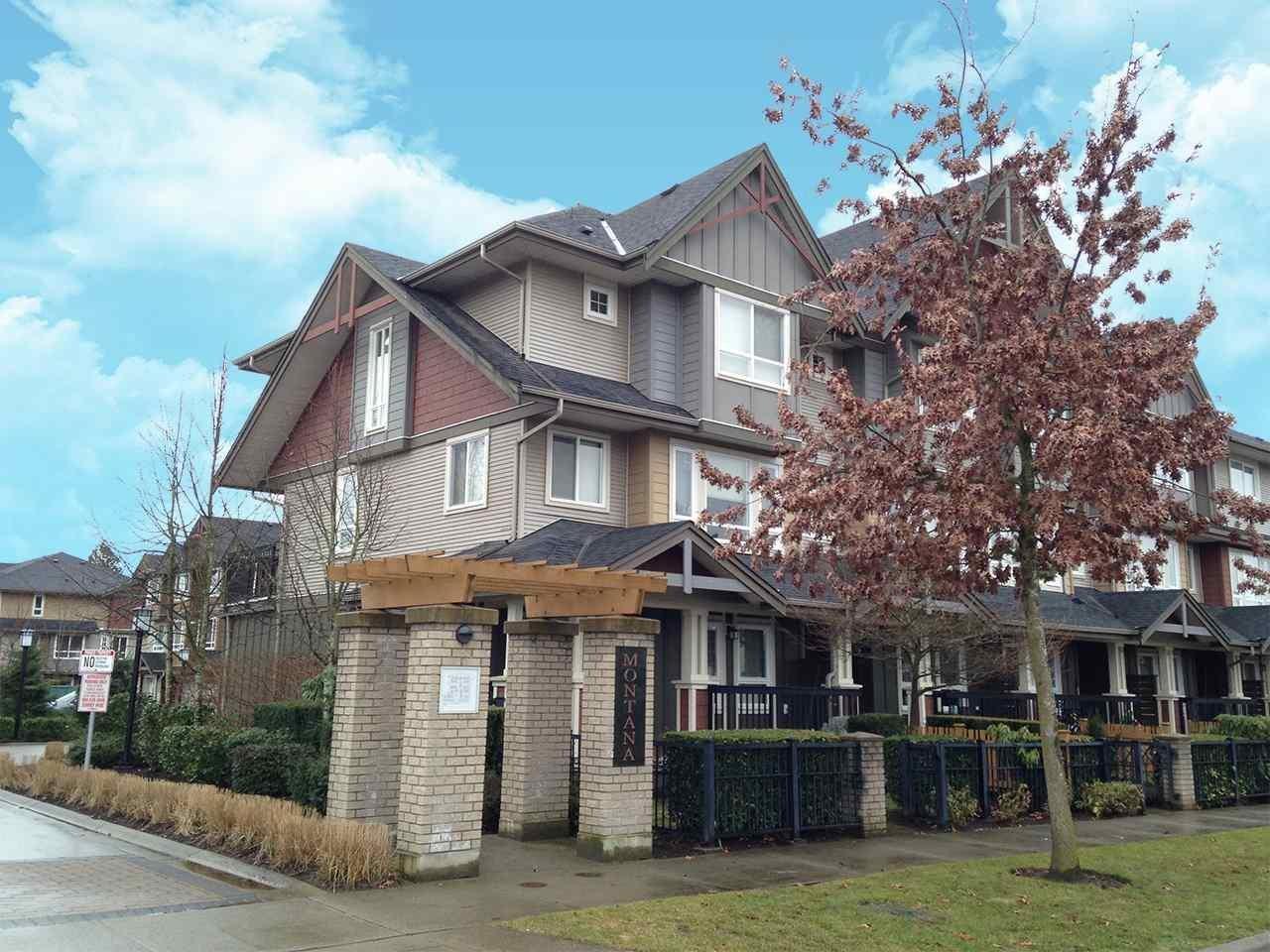 R2145232 - 1 7088 191 STREET, Clayton, Surrey, BC - Townhouse