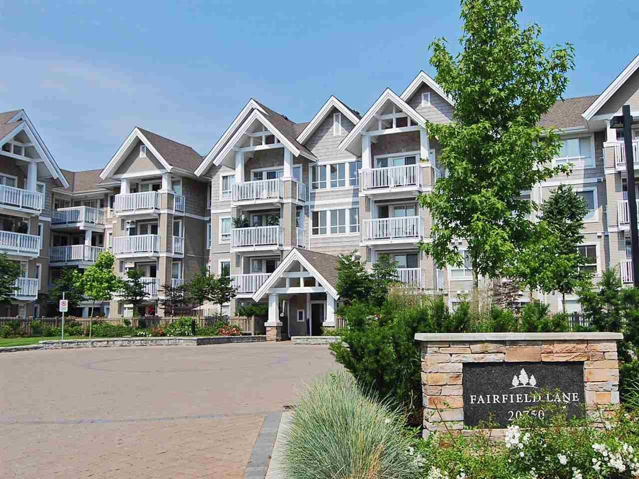 R2145506 - 319 20750 DUNCAN WAY, Langley City, Langley, BC - Apartment Unit