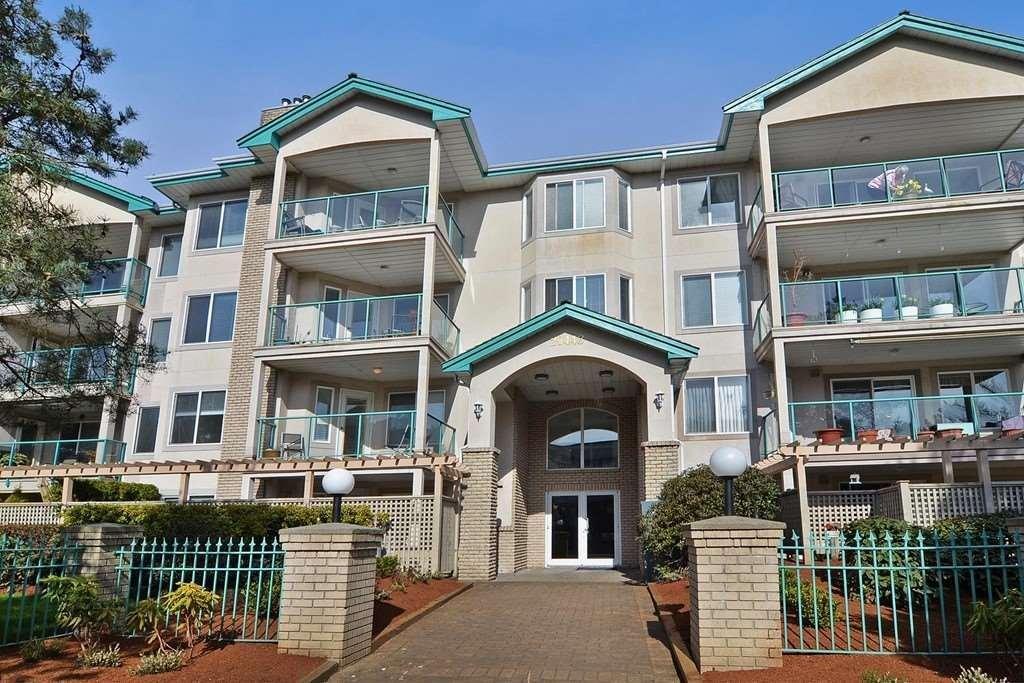 R2145701 - 208 20443 53 AVENUE, Langley City, Langley, BC - Apartment Unit