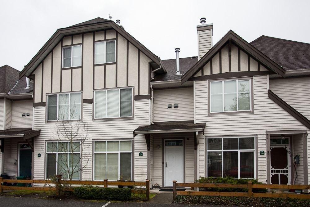 R2145774 - 19 6465 184A STREET, Cloverdale BC, Surrey, BC - Townhouse