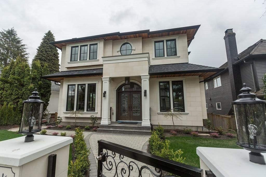 R2145779 - 2184 W 53RD AVENUE, S.W. Marine, Vancouver, BC - House/Single Family