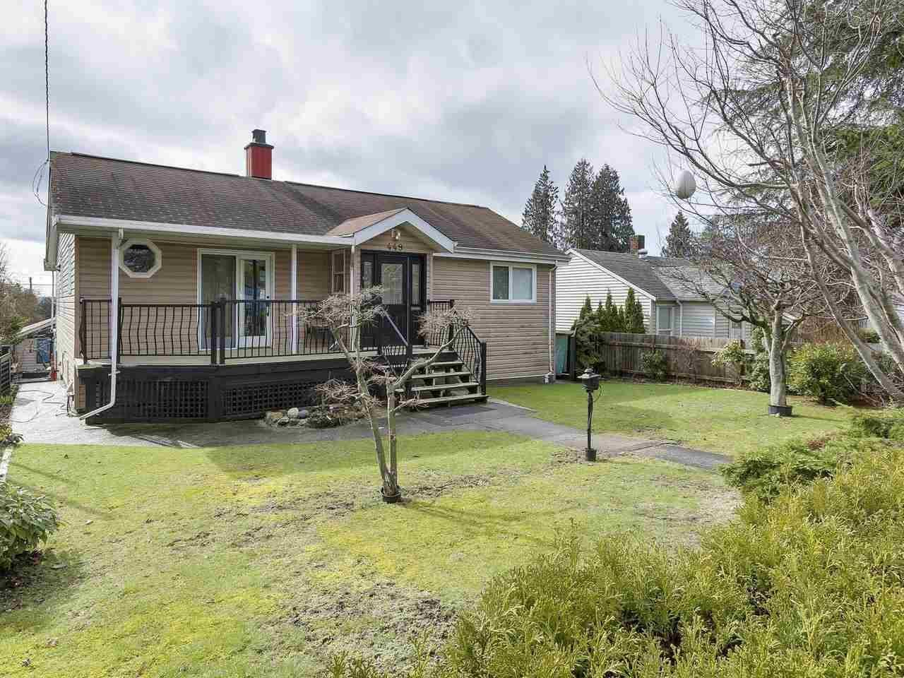 R2145995 - 449 E 5TH STREET, Lower Lonsdale, North Vancouver, BC - House/Single Family