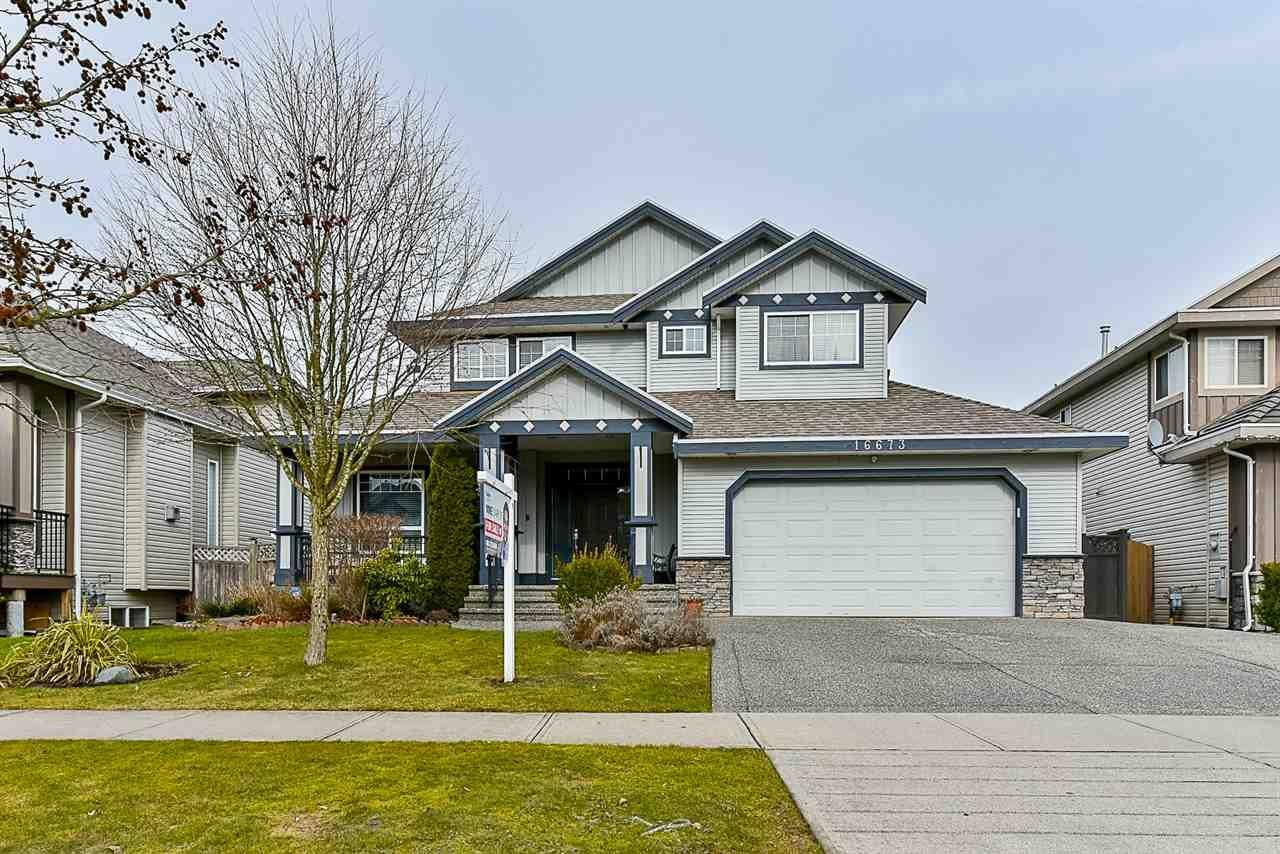R2146019 - 16673 63B AVENUE, Cloverdale BC, Surrey, BC - House/Single Family