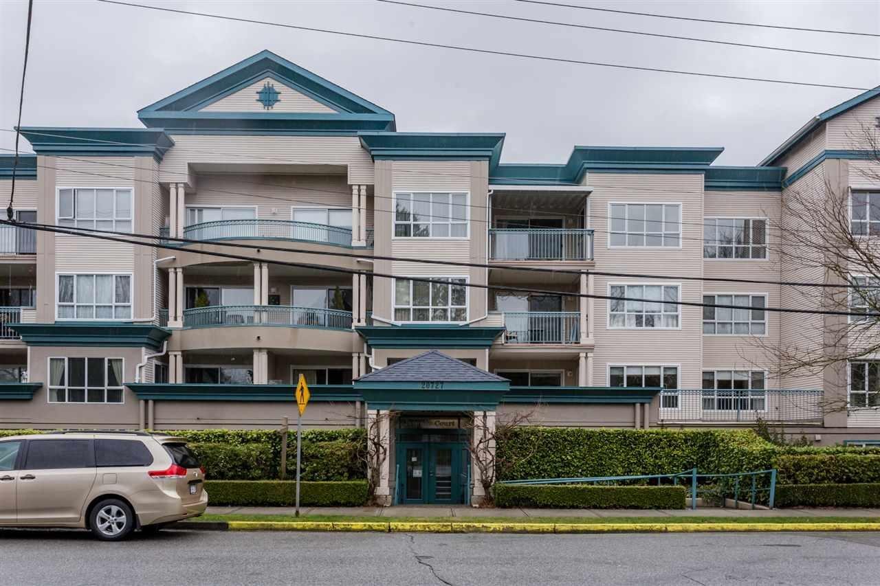 R2146172 - 106 20727 DOUGLAS CRESCENT, Langley City, Langley, BC - Apartment Unit