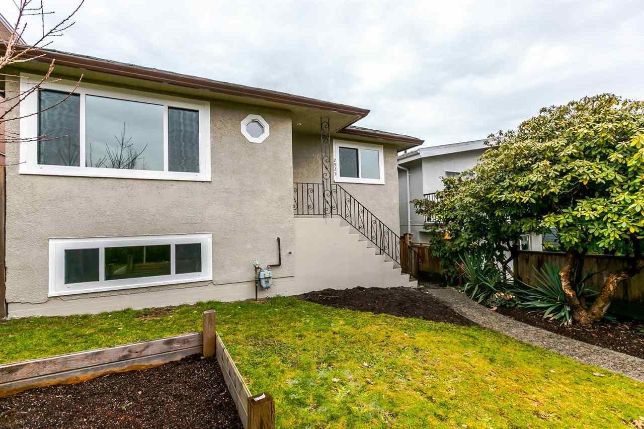 R2146205 - 2925 MCGILL STREET, Hastings East, Vancouver, BC - House/Single Family