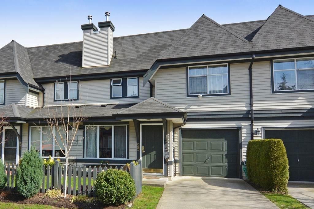 R2146480 - 59 18883 65 AVENUE, Cloverdale BC, Surrey, BC - Townhouse