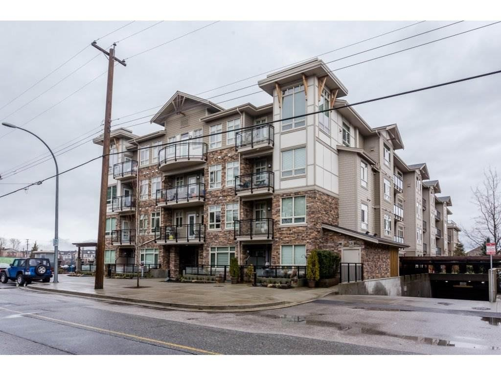 R2146666 - 119 20861 83 AVENUE, Willoughby Heights, Langley, BC - Apartment Unit