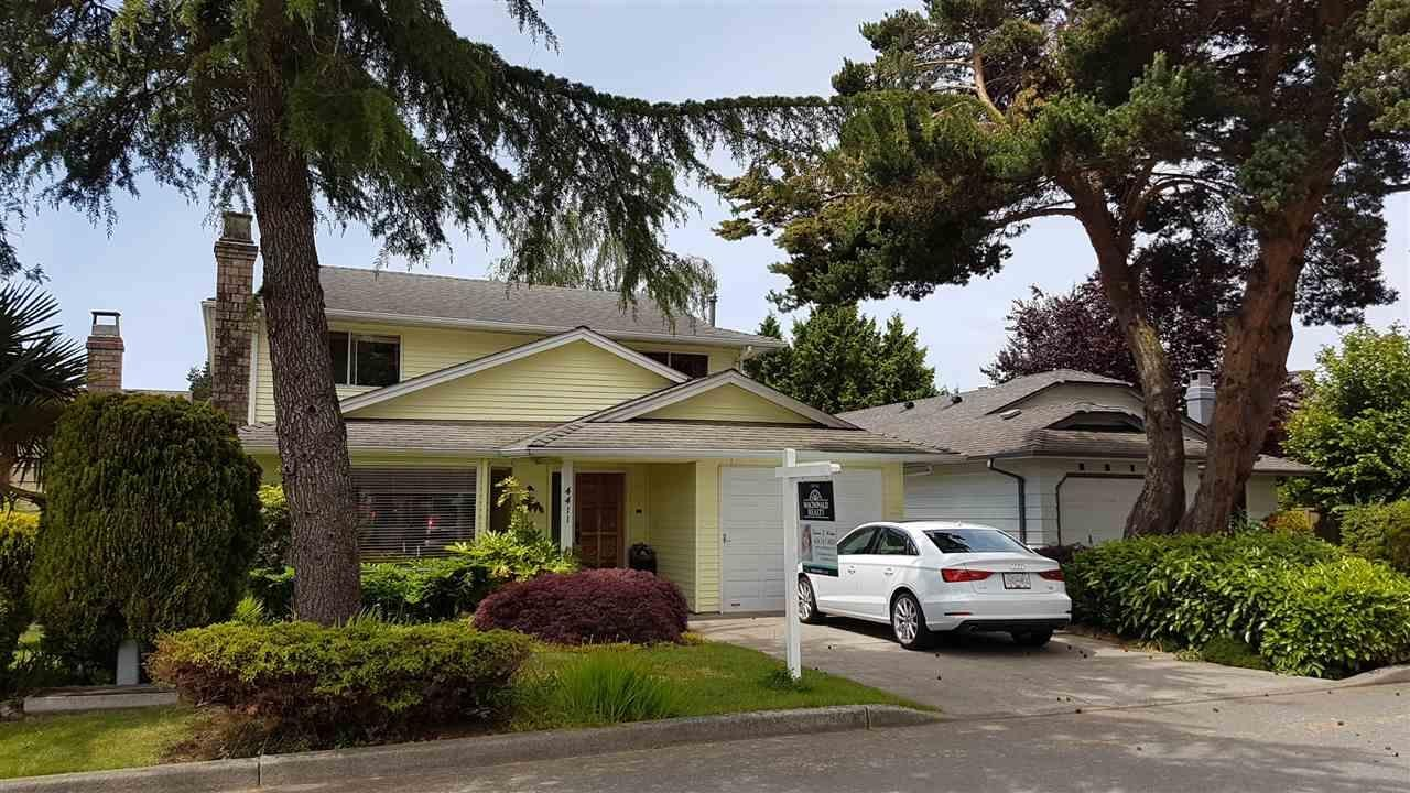 R2146811 - 4411 HERMITAGE DRIVE, Steveston North, Richmond, BC - House/Single Family