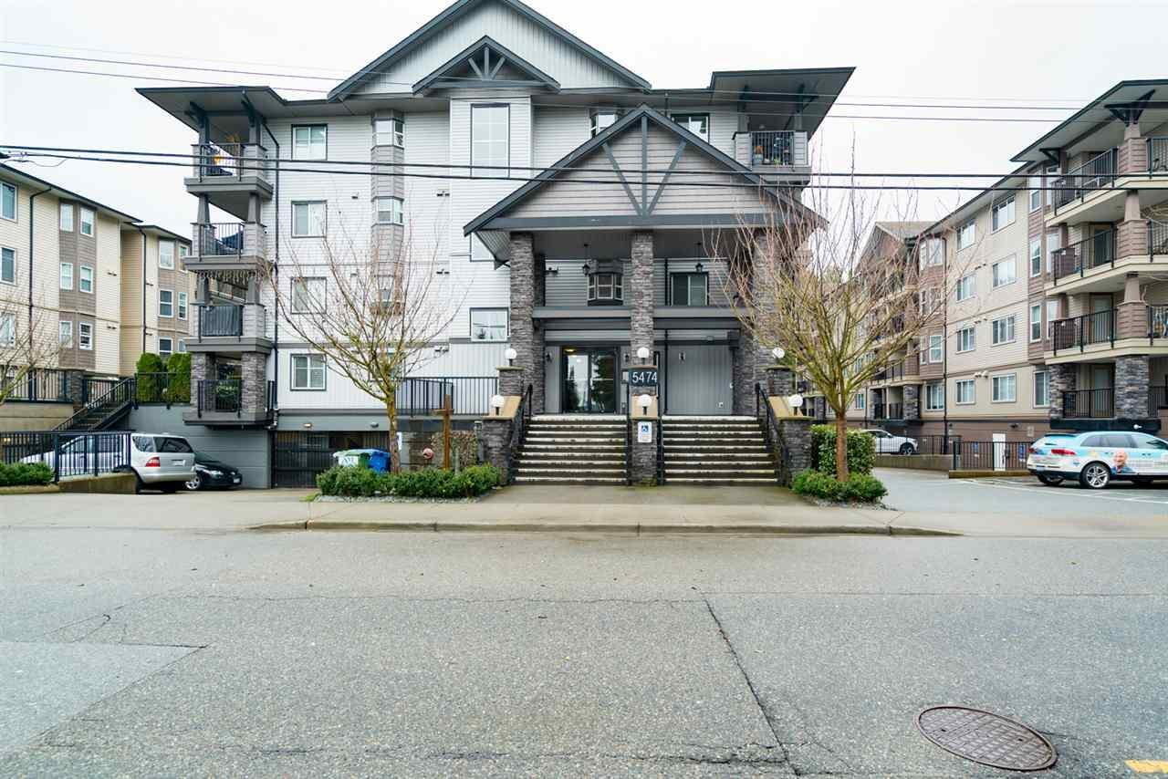 R2146834 - 201 5474 198TH STREET, Langley City, Langley, BC - Apartment Unit