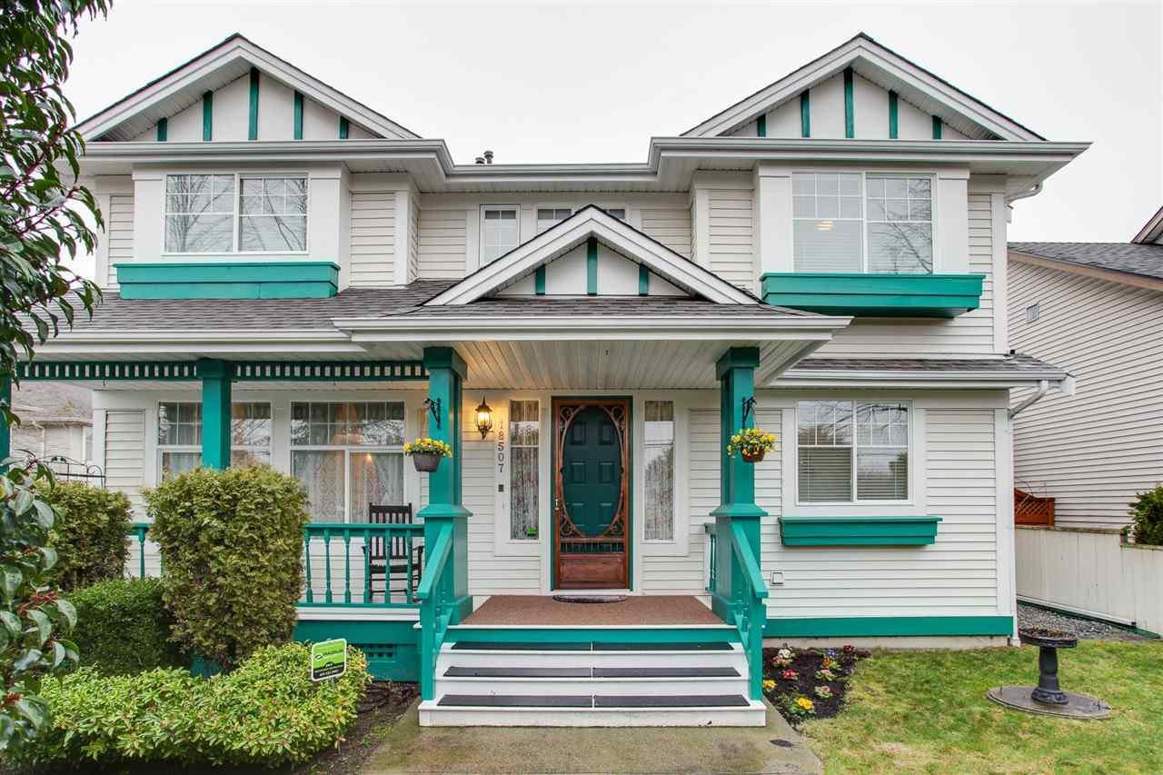 R2146908 - 18507 64TH AVENUE, Cloverdale BC, Surrey, BC - House/Single Family
