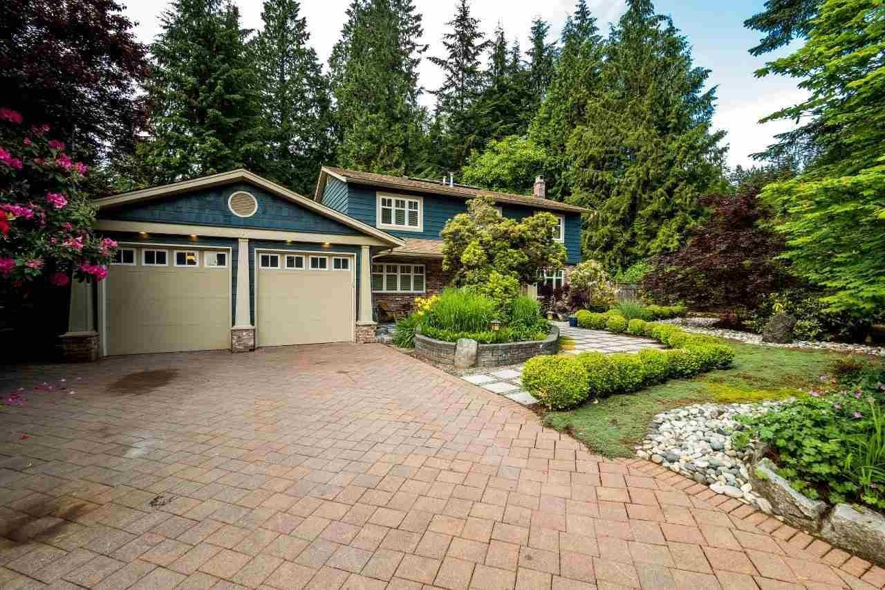R2146940 - 315 MATHERS AVENUE, British Properties, West Vancouver, BC - House/Single Family