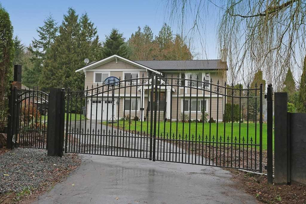 R2147208 - 18369 21A AVENUE, Hazelmere, Surrey, BC - House with Acreage