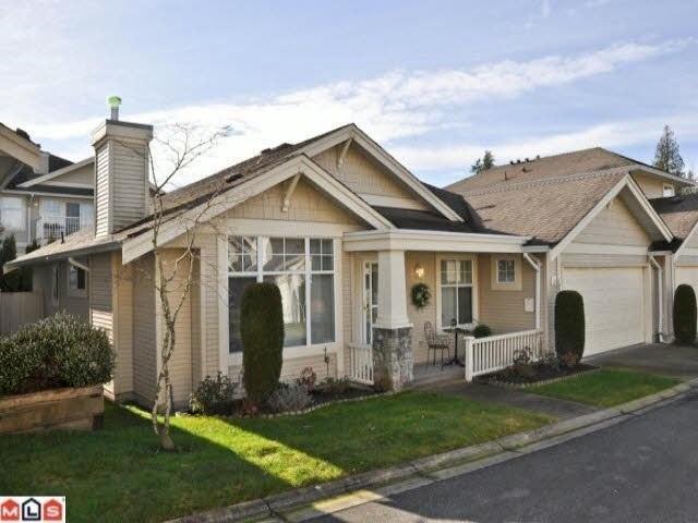 R2147515 - 57 20751 87 AVENUE, Walnut Grove, Langley, BC - Townhouse