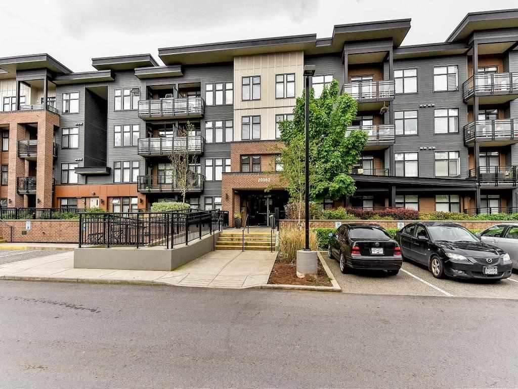R2147612 - 203 20062 FRASER HIGHWAY, Langley City, Langley, BC - Apartment Unit