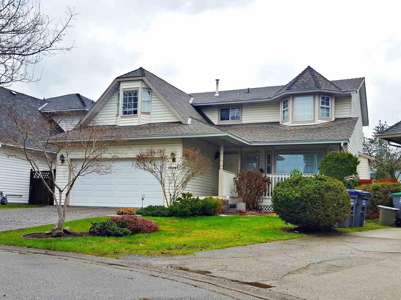 R2147641 - 16387 GLENMOOR COURT, Fraser Heights, Surrey, BC - House/Single Family