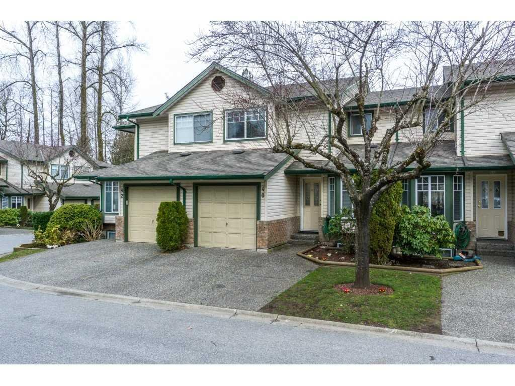 R2147646 - 40 8863 216 STREET, Walnut Grove, Langley, BC - Townhouse