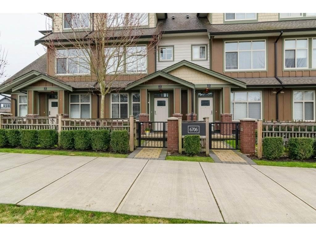 R2147907 - 104 6706 192ND STREET, Cloverdale BC, Surrey, BC - Townhouse