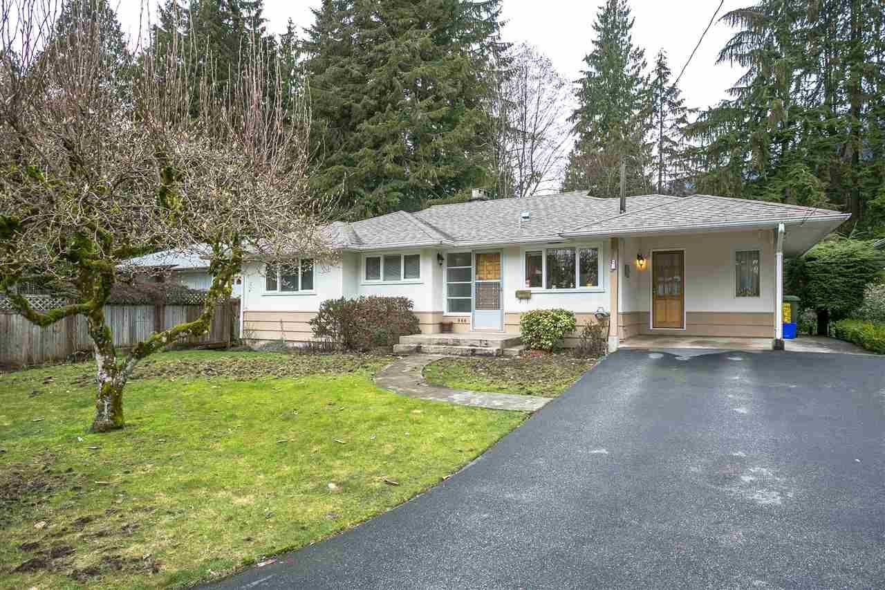 R2148076 - 960 BELVISTA CRESCENT, Canyon Heights NV, North Vancouver, BC - House/Single Family