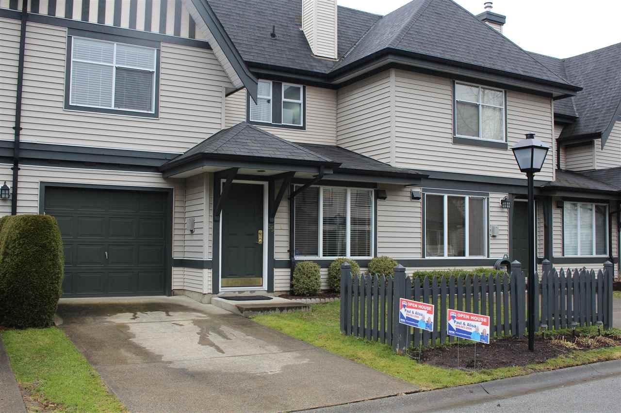 R2148109 - 55 18883 65 AVENUE, Cloverdale BC, Surrey, BC - Townhouse