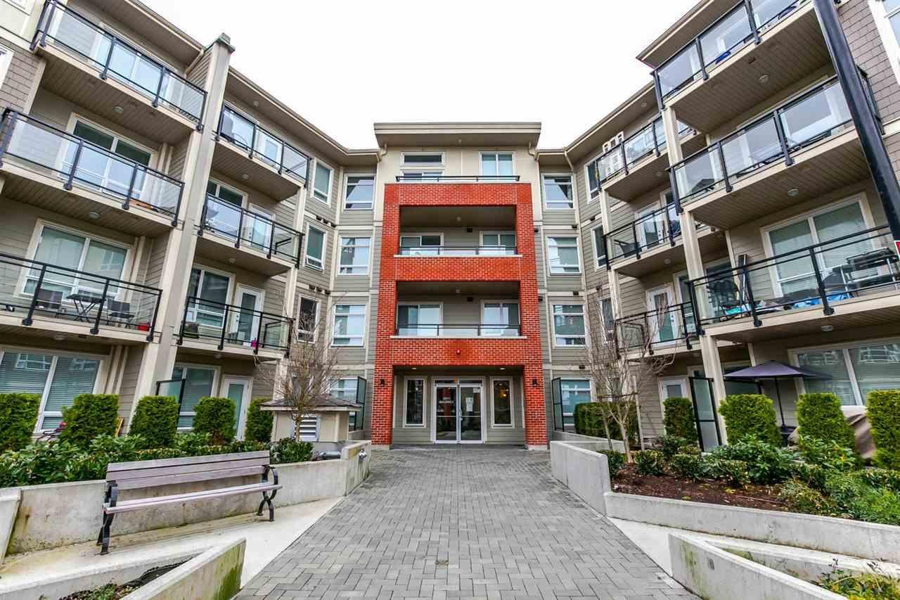 R2148198 - C111 20211 66 AVENUE, Willoughby Heights, Langley, BC - Apartment Unit