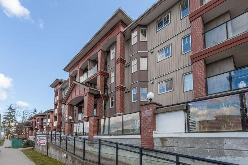 R2148438 - 307 19730 56 AVENUE, Langley City, Langley, BC - Apartment Unit