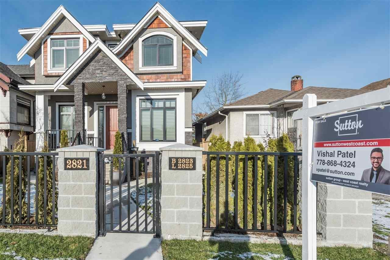 R2148559 - 2821 MCGILL STREET, Hastings East, Vancouver, BC - House/Single Family
