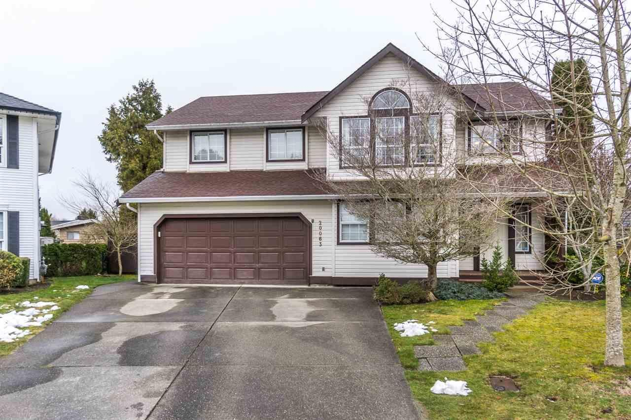 R2148853 - 20063 49A AVENUE, Langley City, Langley, BC - House/Single Family