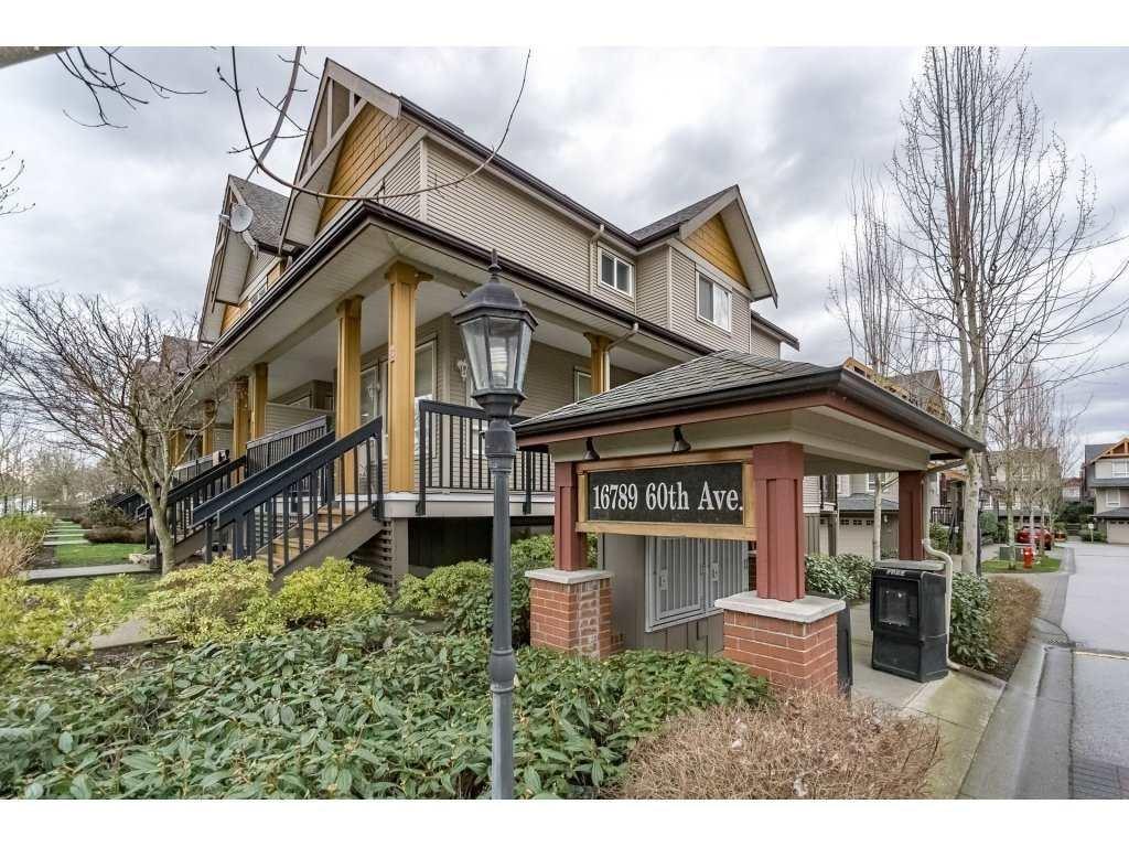 R2148899 - 49 16789 60 AVENUE, Cloverdale BC, Surrey, BC - Townhouse