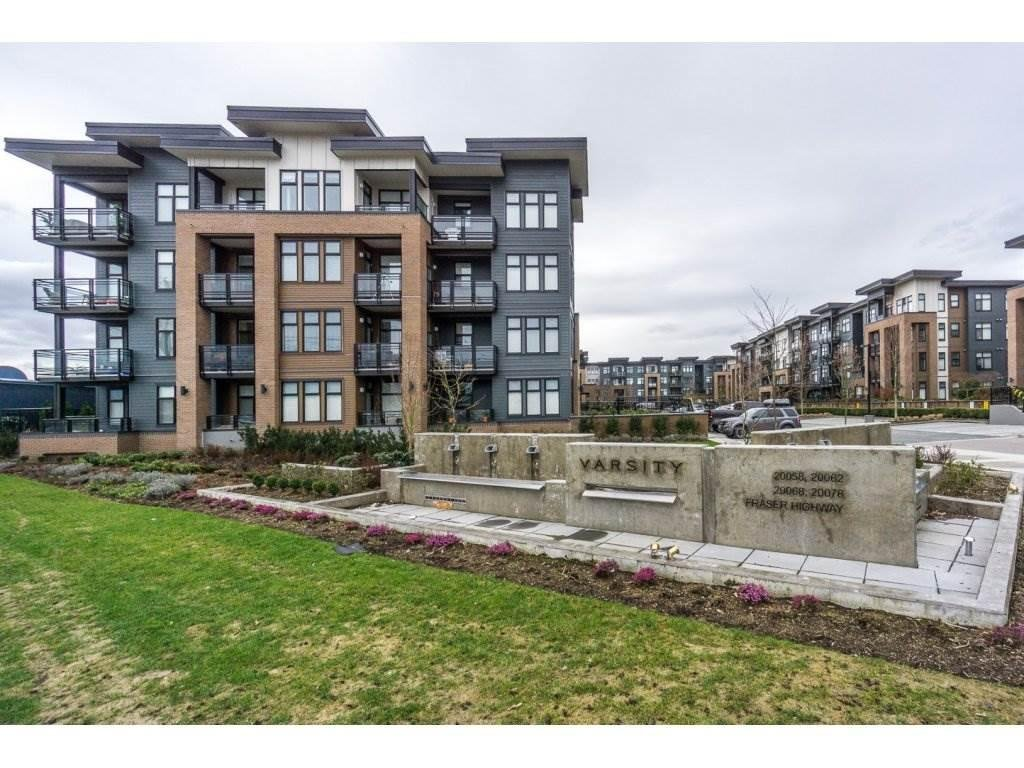 R2148980 - 204 20062 FRASER HIGHWAY, Langley City, Langley, BC - Apartment Unit