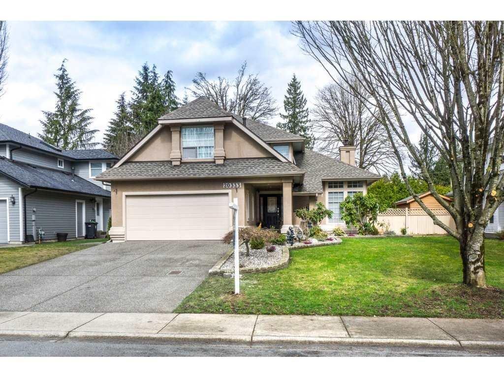 R2149057 - 20333 93 AVENUE, Walnut Grove, Langley, BC - House/Single Family