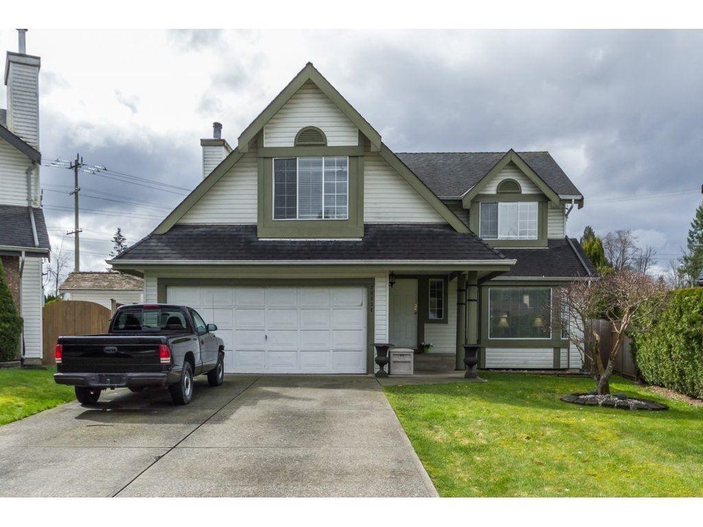 R2149133 - 20834 95A AVENUE, Walnut Grove, Langley, BC - House/Single Family