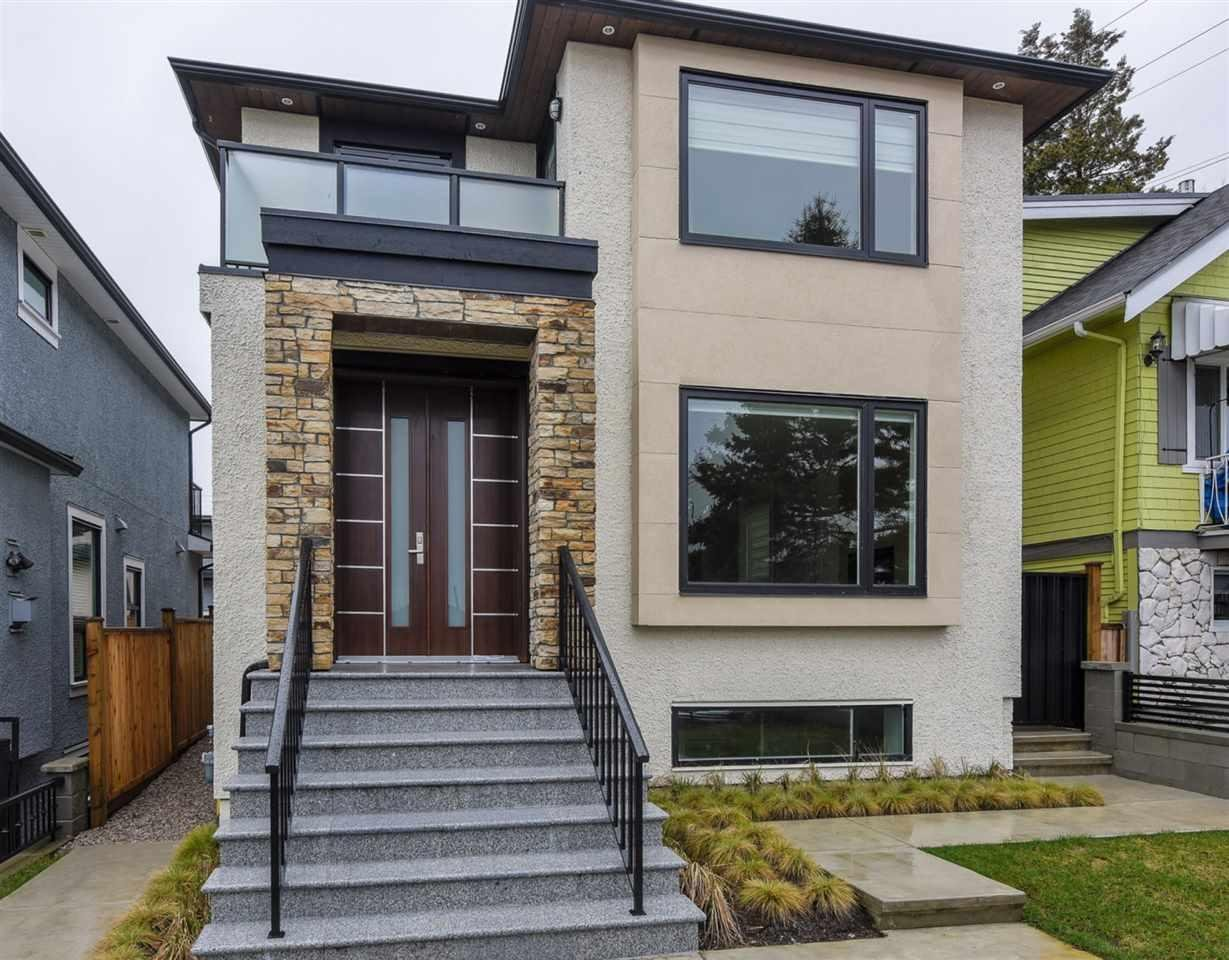 R2149246 - 3665 FRANKLIN STREET, Hastings East, Vancouver, BC - House/Single Family