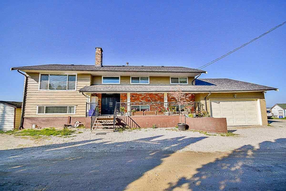 R2149308 - 16473 50 AVENUE, Serpentine, Surrey, BC - House with Acreage