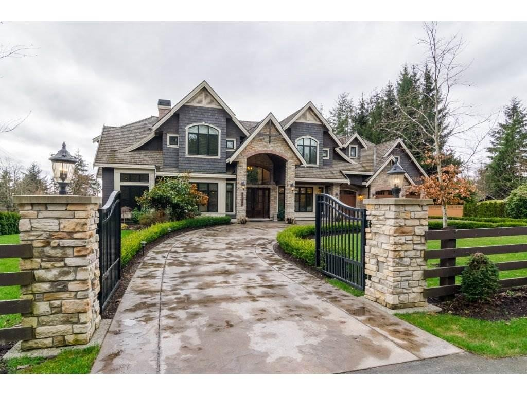 R2149447 - 12880 56TH AVENUE, Panorama Ridge, Surrey, BC - House/Single Family