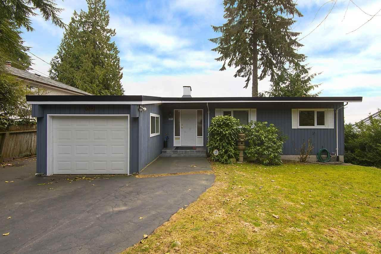 R2149739 - 639 MONTROYAL BOULEVARD, Canyon Heights NV, North Vancouver, BC - House/Single Family