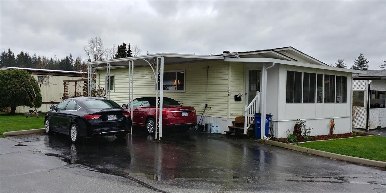 R2150373 - 128 3665 244 STREET, Otter District, Langley, BC - Manufactured